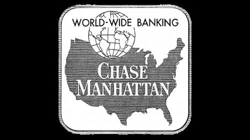 Chase Logo 1955