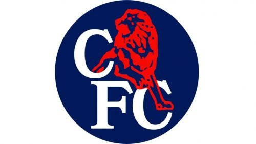 Chelsea Logo 1986