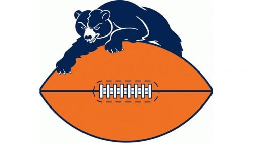 Chicago Bears Logo 1946