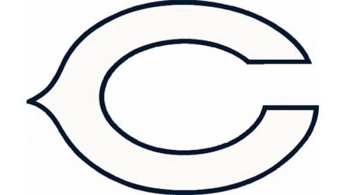 Chicago Bears Logo 1962