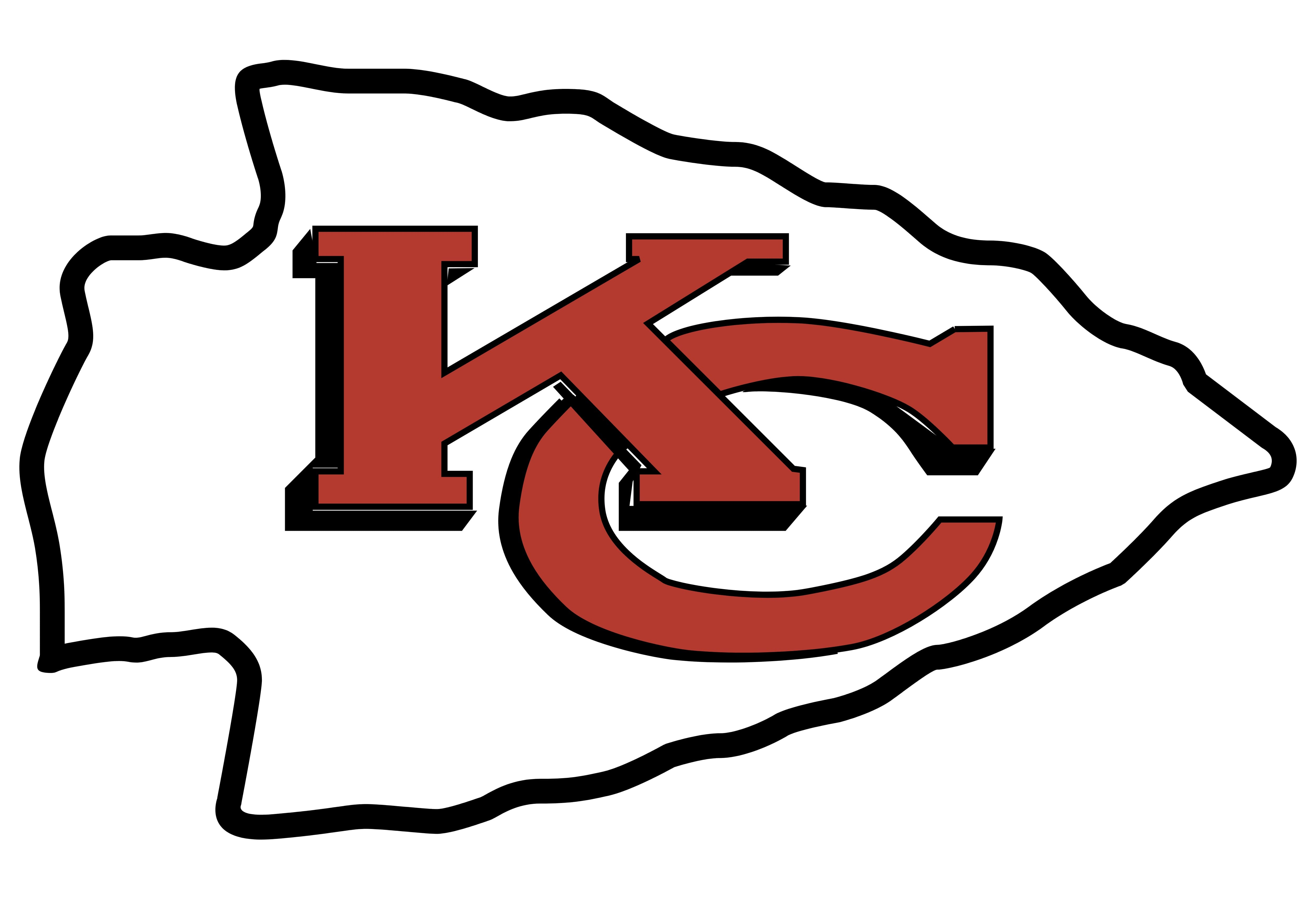 Kansas City Chiefs Logo And Symbol Meaning History Png