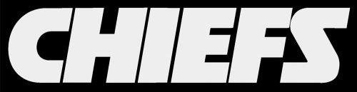 Font Chiefs logo