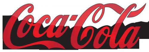 font coca cola logo