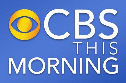 font cbs logo