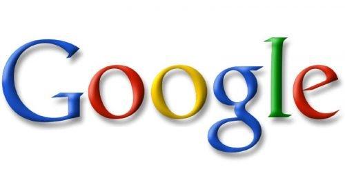 Google Logo 1999