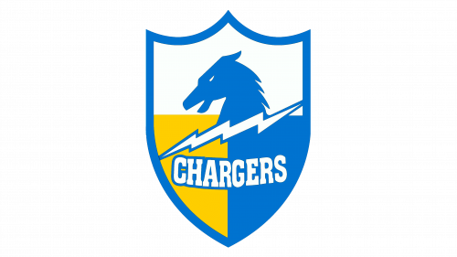 San Diego Chargers Logo 1961