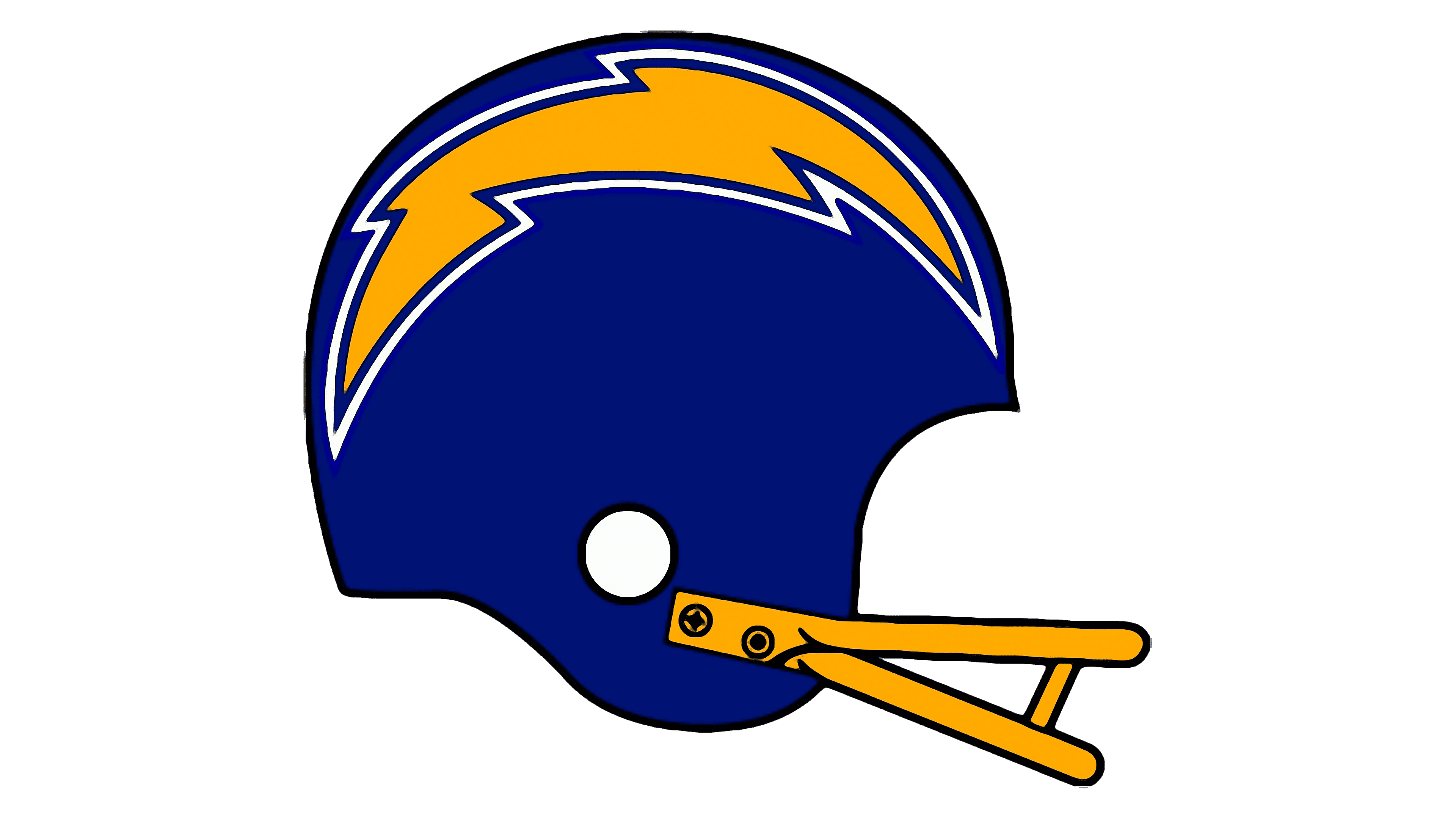 San Diego Chargers Logo 1974