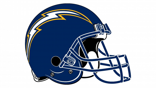 San Diego Chargers Logo 1988