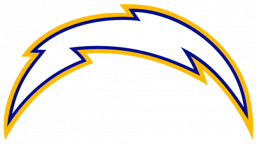 San Diego Chargers Logo 2002