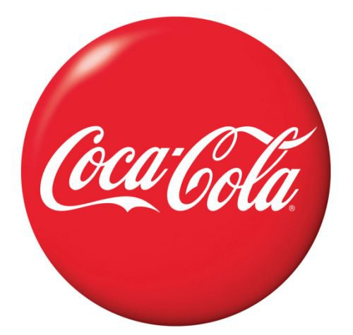 shape coca cola logo