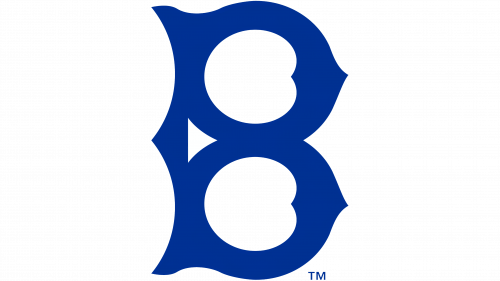 Brooklyn Dodgers Logo 1914