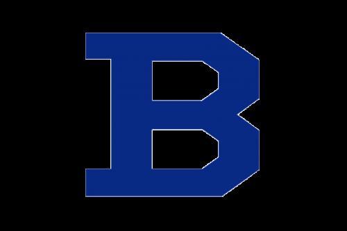 Brooklyn Dodgers Logo 1937