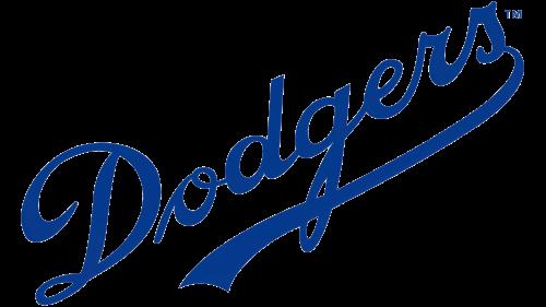 Brooklyn Dodgers Logo 1938