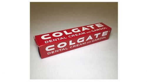 Colgate Logo 1950
