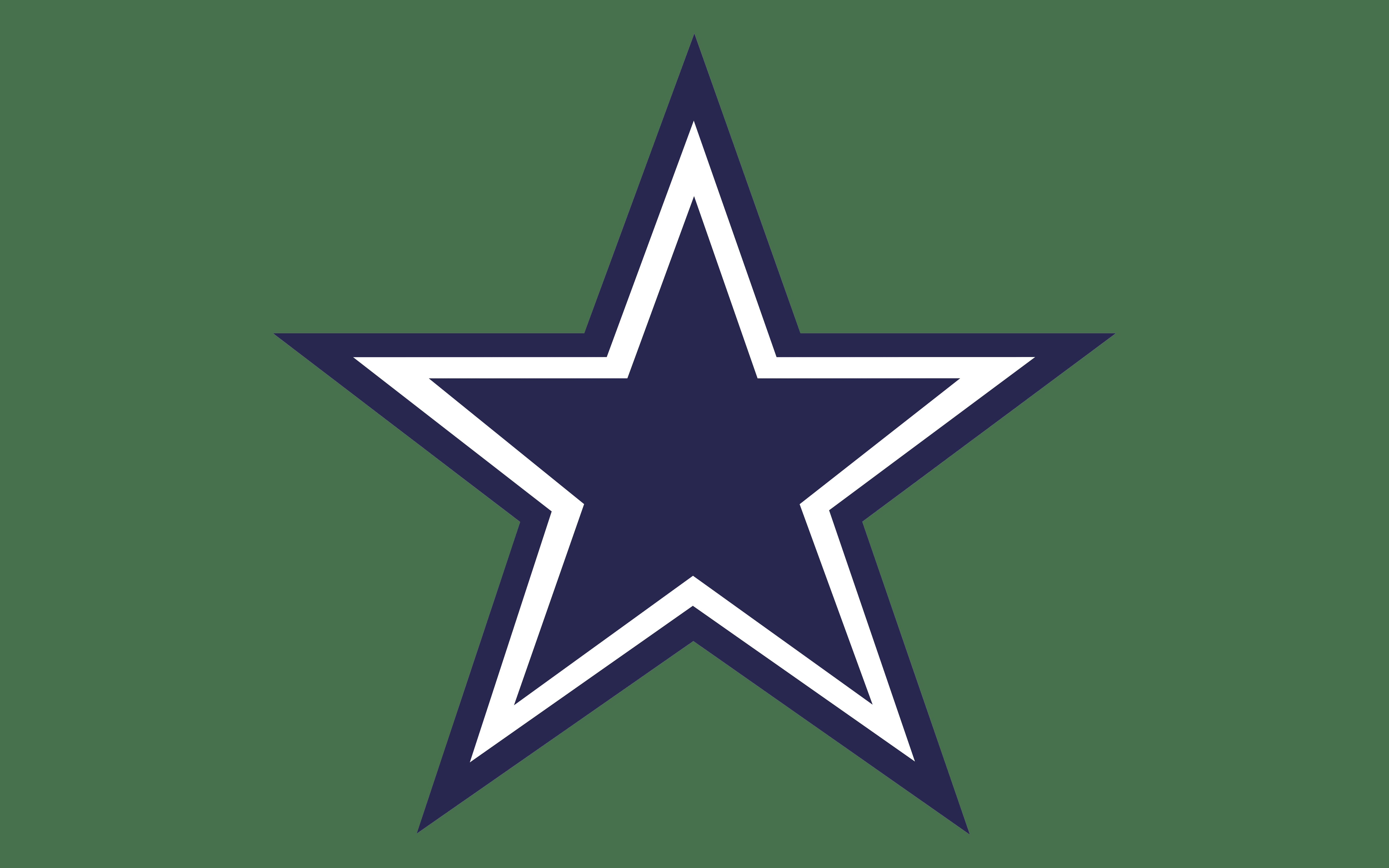 Star Logo Car