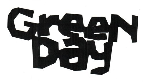 Font Green Day Logo
