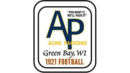Green Bay Packers Logo 1921