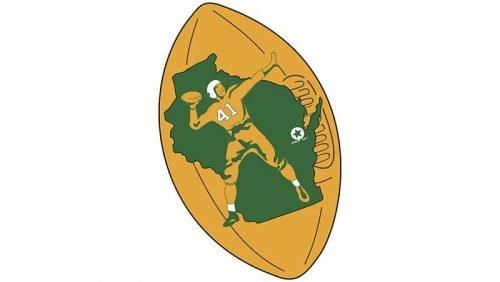 Green Bay Packers Logo 1955
