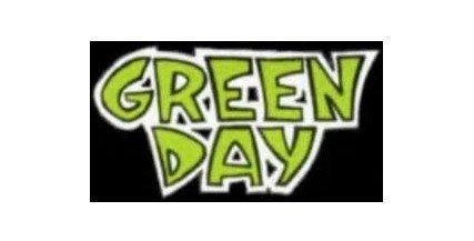 Green Day Logo-1990