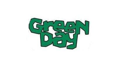 Green Day Logo-1992