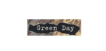 Green Day Logo-1995