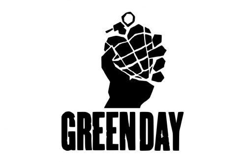 Green Day Logo-2004