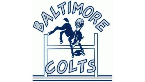 Indianapolis Colts Logo 1953