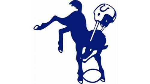 Indianapolis Colts Logo 1961