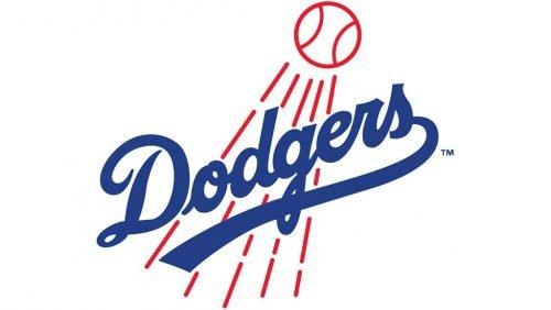 Los Angeles Dodgers Logo 1968