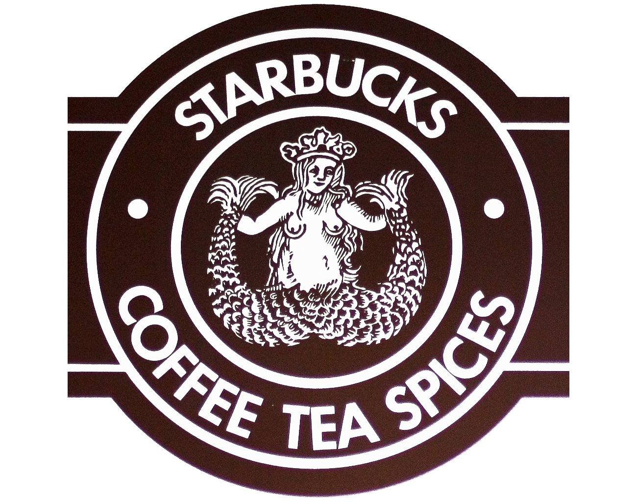 Original Starbucks Coffee Starbucks Logo