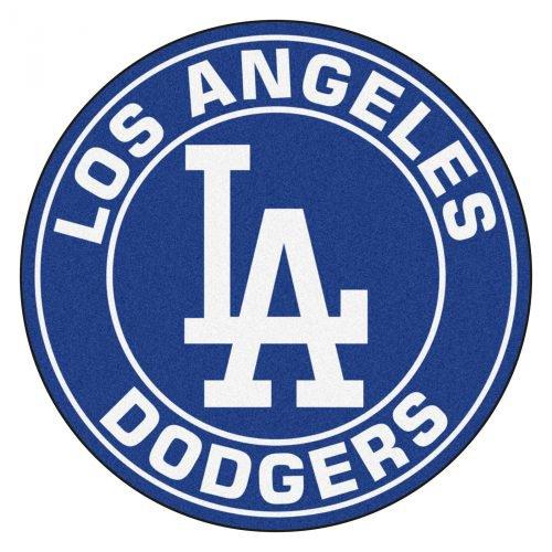 Shape Los Angeles Dodgers Logo