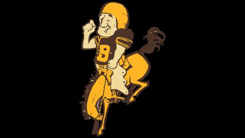 Denver Broncos Logo 1960