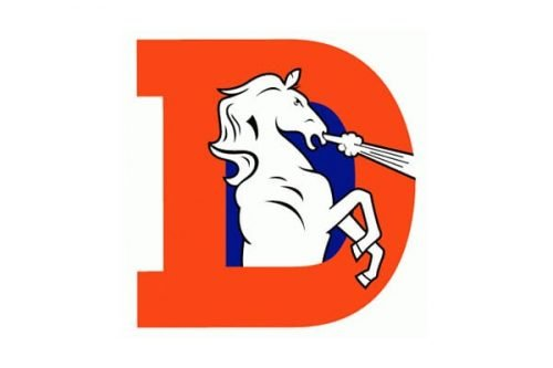 Denver Broncos Logo 1970