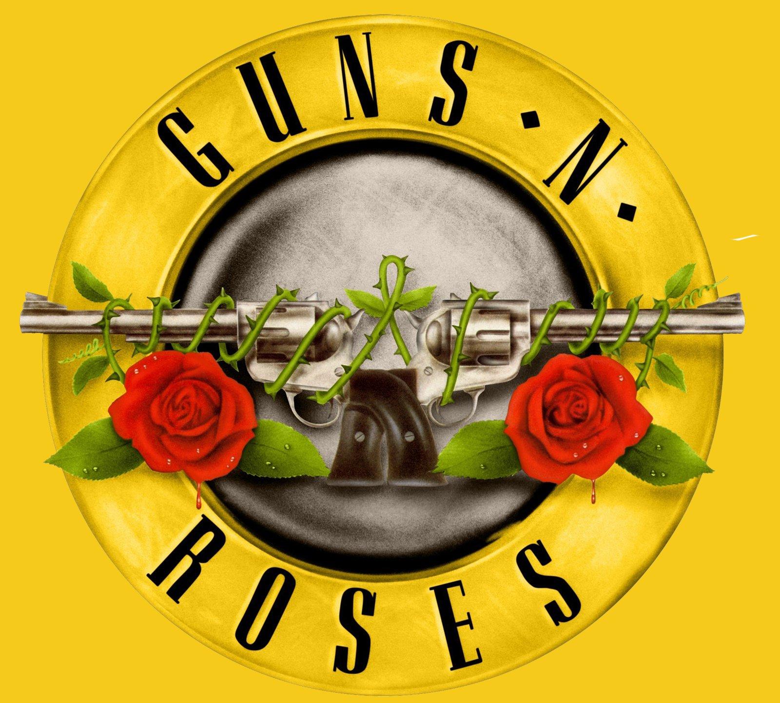 axl rose slash_Guns NRoses Logo, Guns NRoses Symbol Meaning, History and Evolution