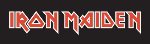 Color Iron Maiden Logo