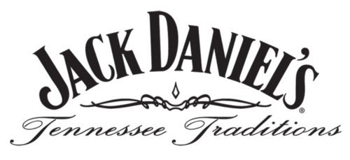 Color of the Jack Daniels Logo