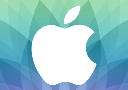 Color of the iPad Logo