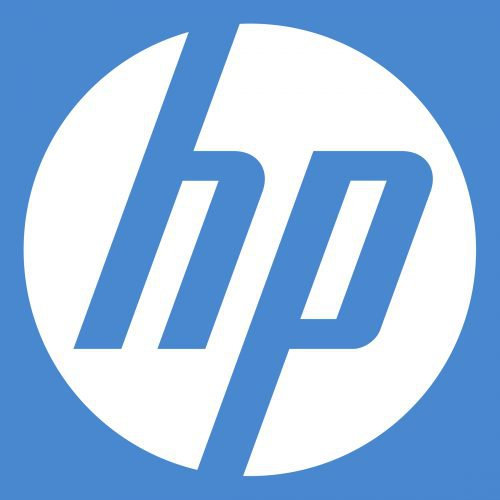Colors HP Logo