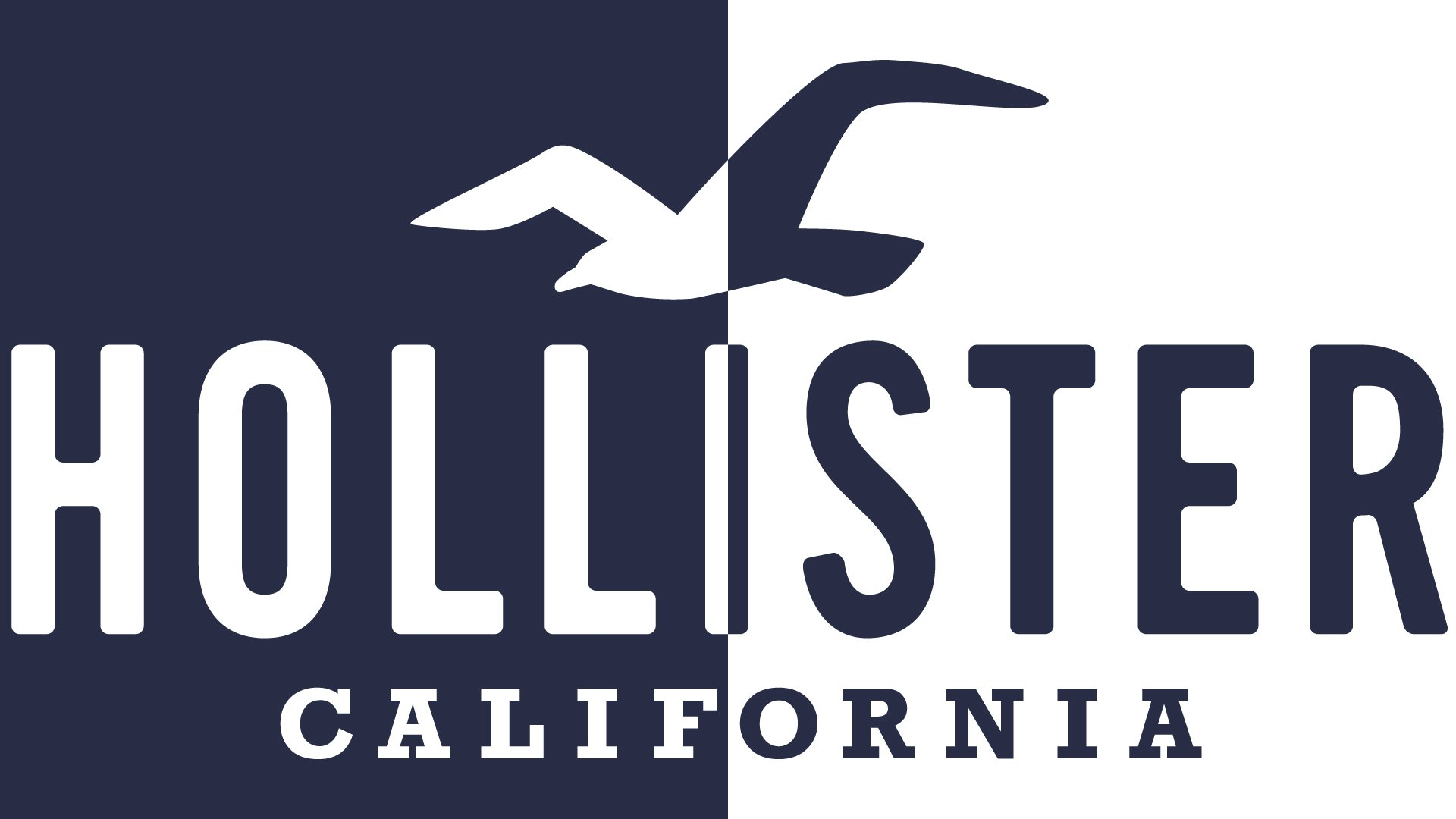 Meaning Hollister logo and symbol