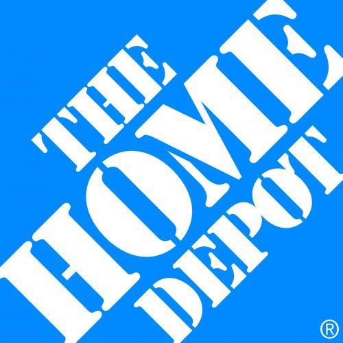 Colors Home Depot Logo