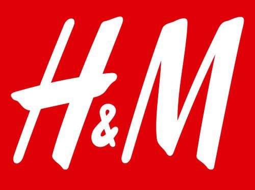 Colors of the H&M Logo