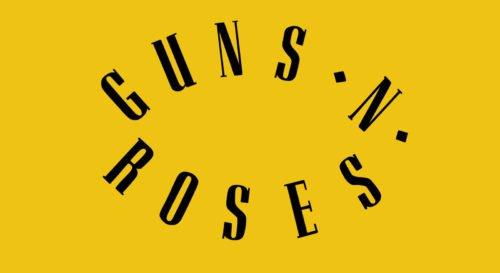 Font Guns N' Roses Logo