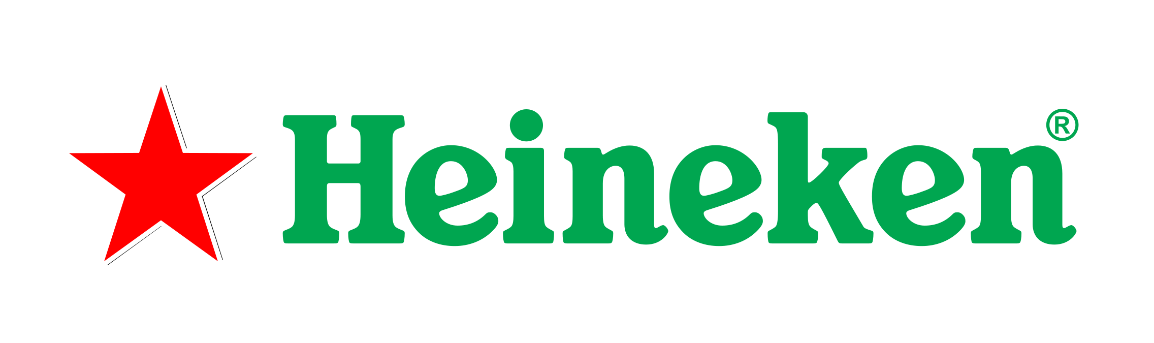 Heineken logo heineken symbol meaning history and evolution there are several customized typefaces used within the heineken emblem in the second half of the previous century the capital letters were replaced by more buycottarizona Choice Image