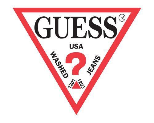 GUESS Logo History