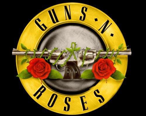 Gun -N'Roses Logo history