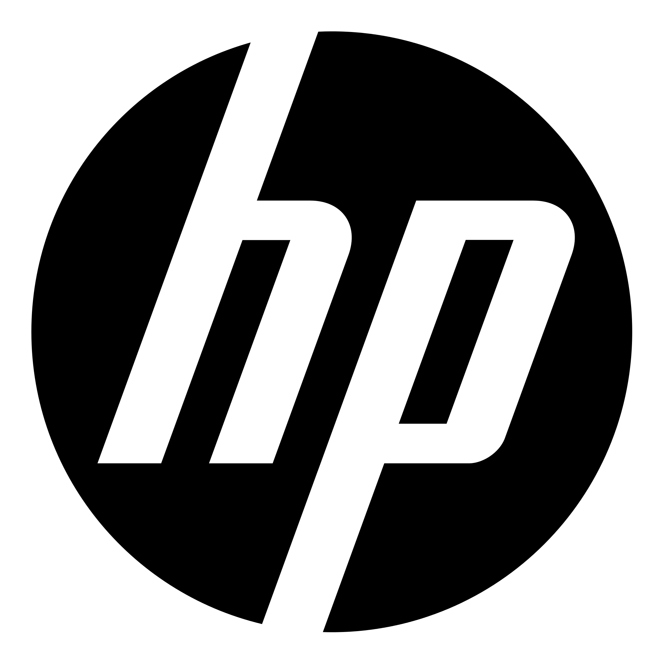 hp logo hp symbol meaning history and evolution