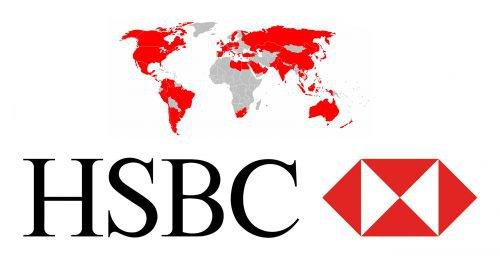 HSBC Logo Meaning history