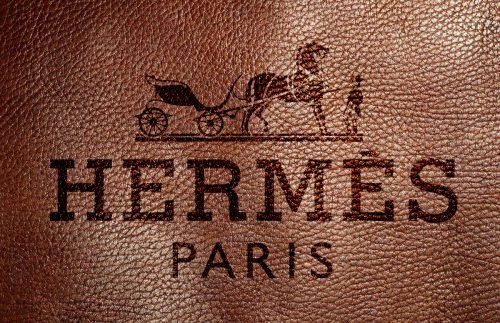 Hermes Logo Meaning history
