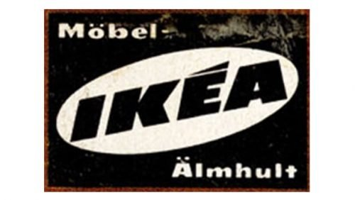 IKEA Logo 1958