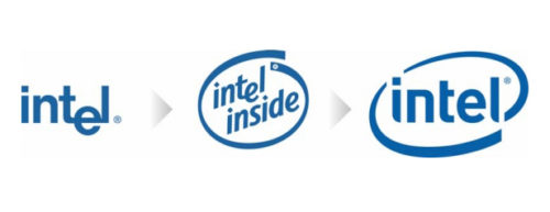 Intel Logo Meaning and history